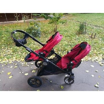 Wózek dziecięcy podwójny