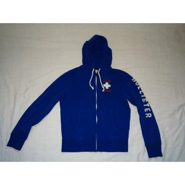 Abercrombie Hollister bluza z kapturem L 56 cm uni