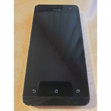 Telefon ASUS ZenFone 5 czerwony, działający.