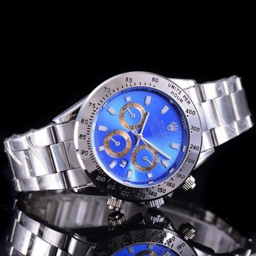 Zegarek z logo Rolex Daytona