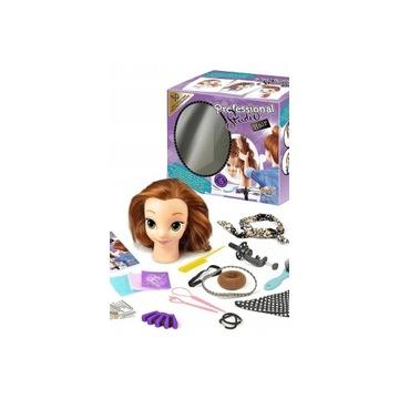 Głowa do czesania buki professional studio hair