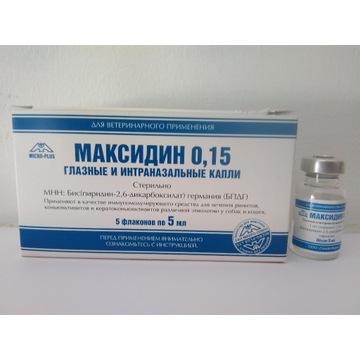 Maksidin 0,15  5 ml