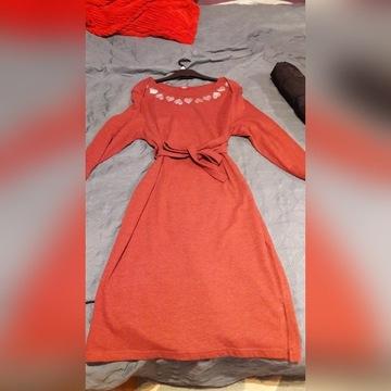 Ubrania ciążowe, koszule, spódnica, sukienka