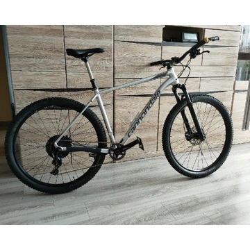 Rower Cannondale custom