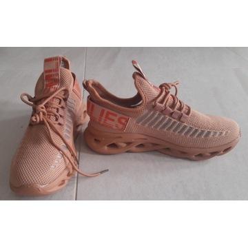 nowe buty do biegania