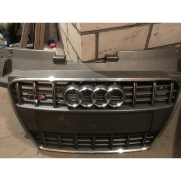 Grill Atrapa Audi TTS 8J przedlift