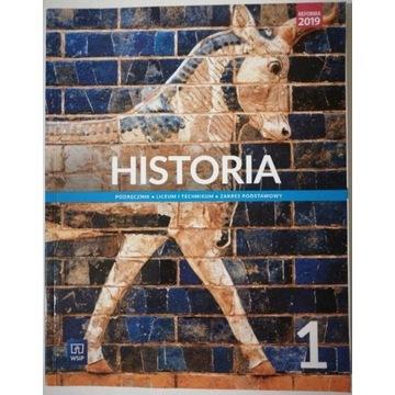 Historia 1, podręcznik, zakres podstawowy