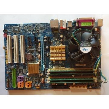 Płyta główna Gigabyte GA-965-S3 +3Gb ram+ Core duo