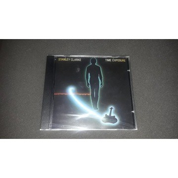 Stanley Clarke-Time Exposure cd (Expanded)