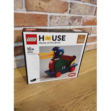 Lego 40501 Wooden Duck, drewniana kaczka