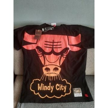 T-shirt Chicago Bulls Mitchell & Ness