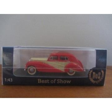 BoS Models - BENTLEY MK VI Harold Radford (1/43)