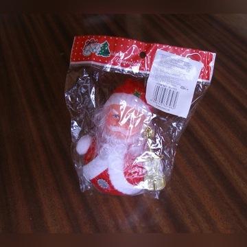 Mikołaj – dekoracja, ozdoba świąteczna na baterię
