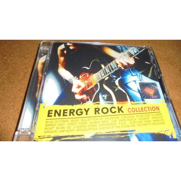 Energy Rock Collection 2CD