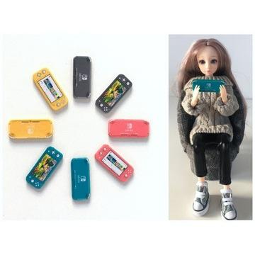 Konsola Nintendo Switch Lite dla lalki Barbie LOL