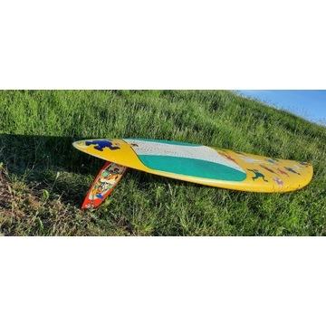 Deska windsurfing dla dzieci