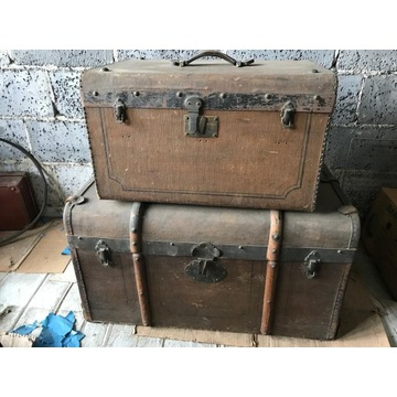 Kufry do renowacji
