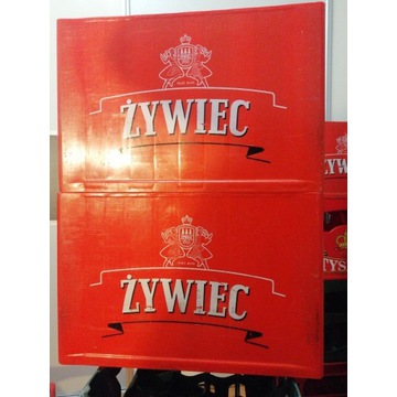 Skrzynka Transporter Krata na piwo piwa