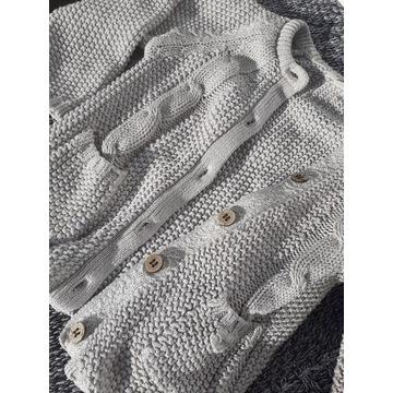 Ciepły swetr Newbie 92 cm