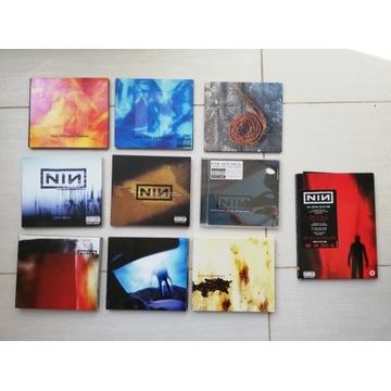 Nine Inch Nails - 9 CD + 1DVD stan idealny
