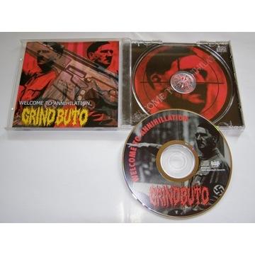 GRINDBUTO - Welcome To Annihilation CD grind