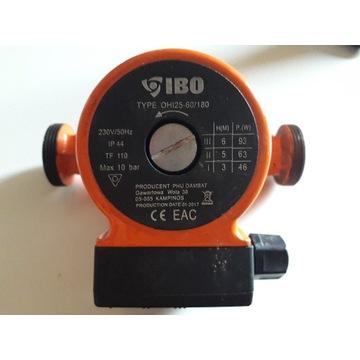 Pompa obiegowa CO ze sterownikiem