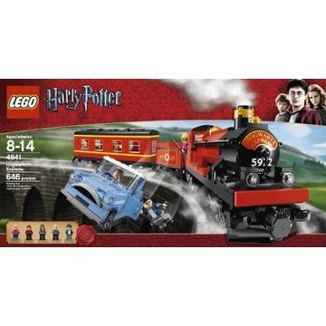 LEGO Harry Potter 4841 Express Hogward- UNIKAT