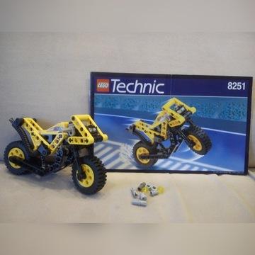 LEGO TECHNIC 8251 kompletny instrukcja