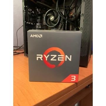 BCM!!! Komputer Ryzen 3/Radeon 5500XT/8GB/SSD512GB