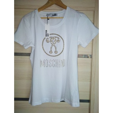 Koszulka damska Moschino love