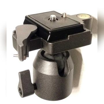 Metalowa głowica kulowa do statywów model WT-001h