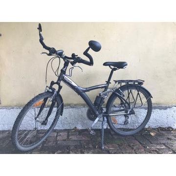 Rower trekingowy B'TWIN Original 700 - GWARANCJA