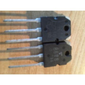 Tranzystory 2SB688/ 2SD718