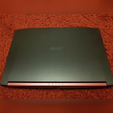 Laptop Gamingowy ACER Nitro5, GTX1050Ti, i7-7700HQ