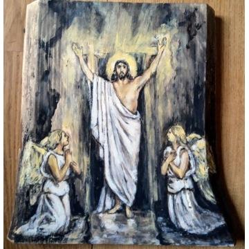 Jezus zmartwychwstał.