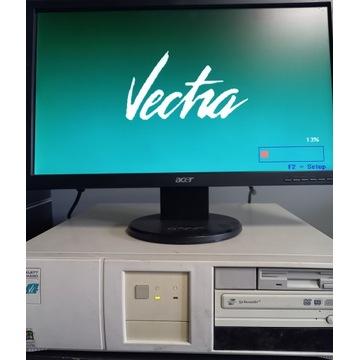 Komputer retro Hewlett Packard Vectra VE