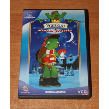Franklin - Zimowa Przygoda VCD