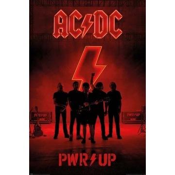 Plakat AC/DC - PWR/UP  61,5X91