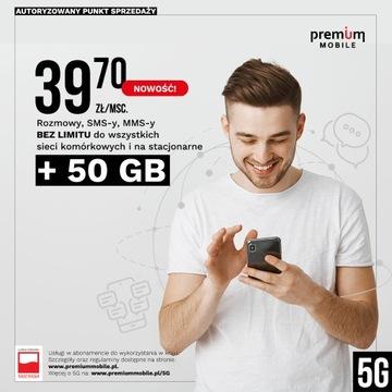 Abonament Premium Mobile 5G