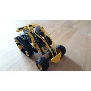 Lego Technic 8414: Mountain Rambler / Robot