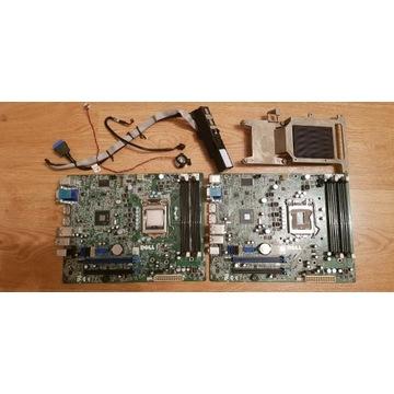 Intel i3 3220 + 2 płyty główne