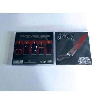 "ATTACKER - ""Soul Taker"" CD"