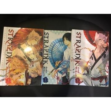 Manga Strażnik Domu Momochi Aya Shouoto (Tomy 1-3)