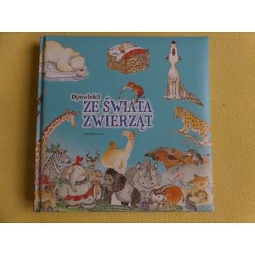 Opowieści ze świata zwierząt Bajki o zwierzętach