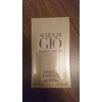Giorgio Armani Acqua Di Gio Absolu Instinct 75