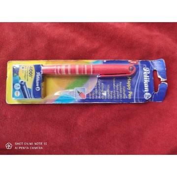 Pióro wieczne Pelikan Happy Pen + 6 wkładów