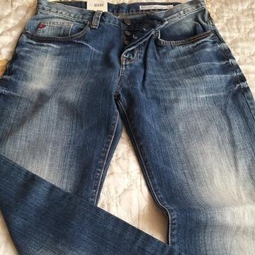 Spodnie męskie BigStar W33 L34