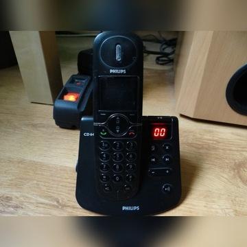 Telefon bezprzewodowy PHILIPS CD 645
