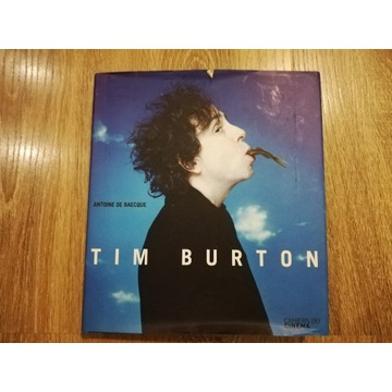 Książka Tim Burton Antoine de Baecque Angielski
