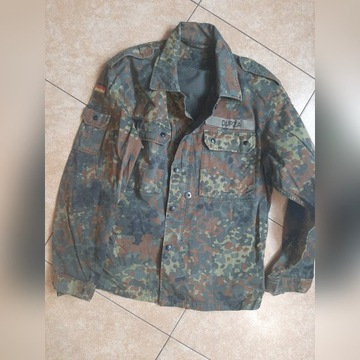 Bluza Bundeswehr Flecktarn Rozm. 7 -stan b. dobry